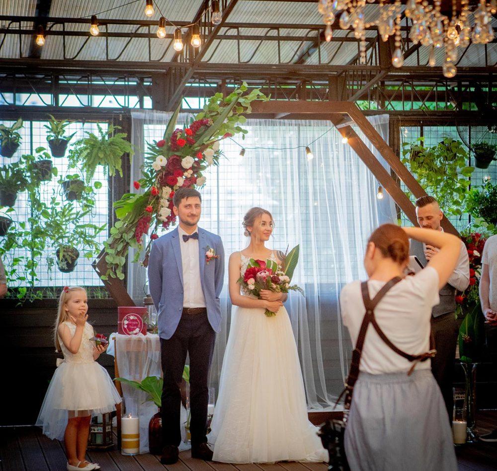 Арка для свадьбы бохо