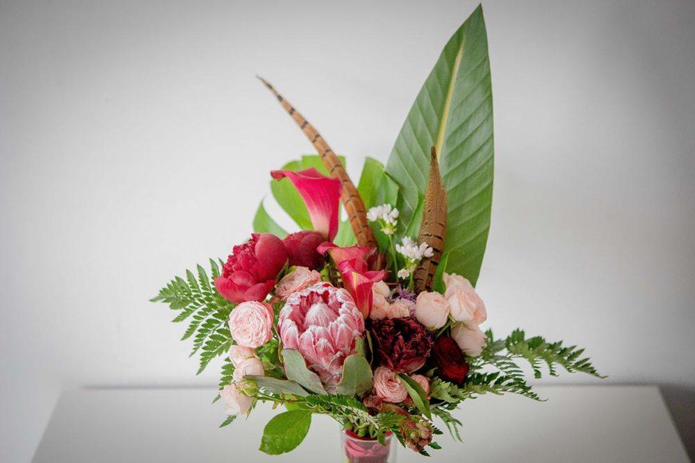 Букет невесты для свадьбы бохо